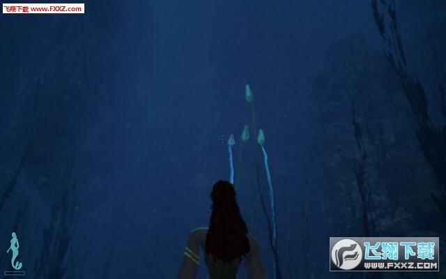 出水美人鱼截图0