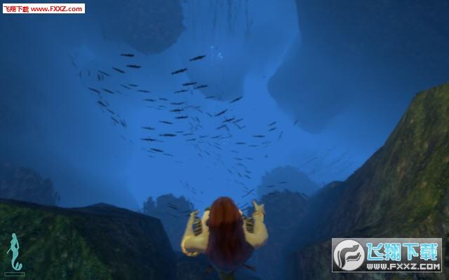 出水美人鱼截图1