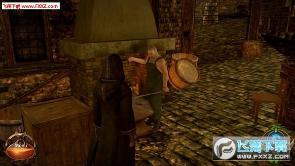 修道士和勇士:国王之心截图0