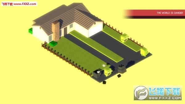 割草机模拟(Grass Cutter)截图4