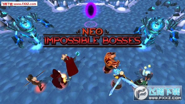 NEO Impossible Bosses截图3