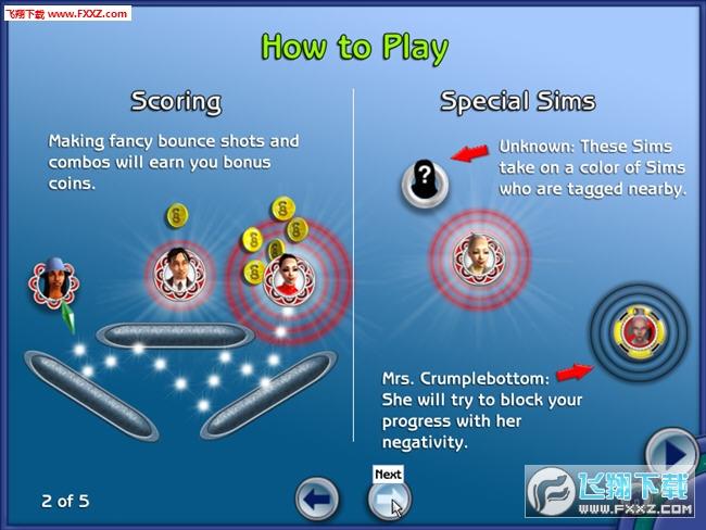 模拟人生嘉年华:轰炸弹力球 (BumperBlast)截图0