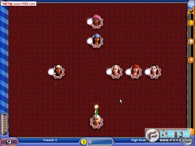 模拟人生嘉年华:轰炸弹力球 (BumperBlast)截图1