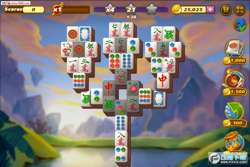 麻将魔法岛(Mahjong Magic Islands)截图2