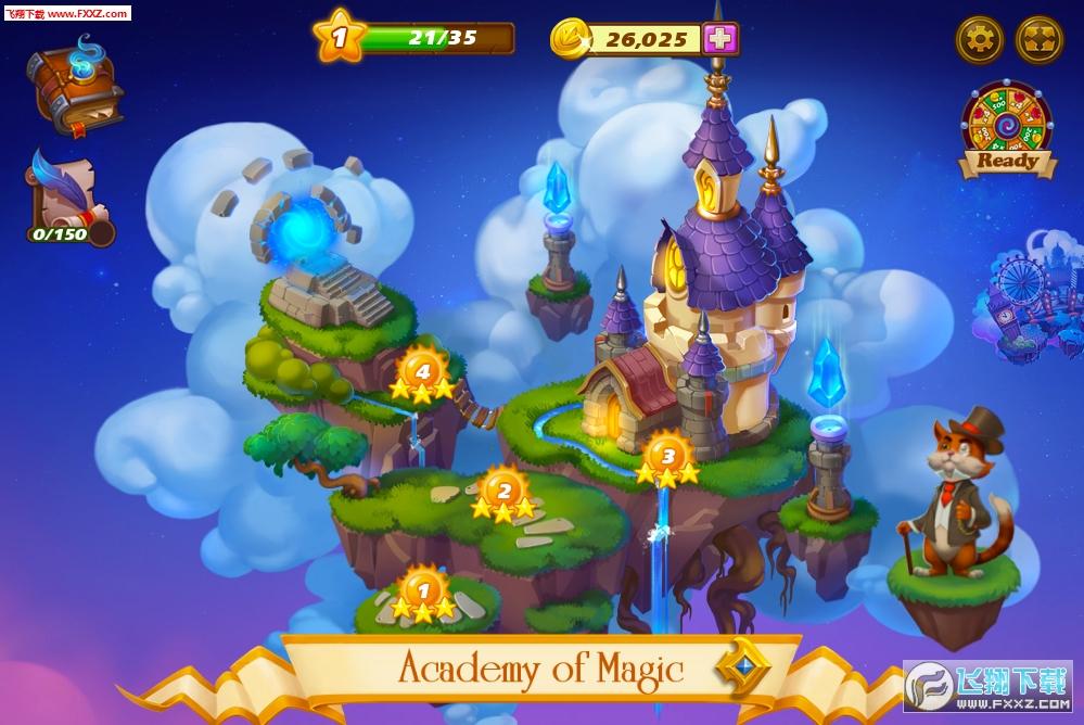 麻将魔法岛(Mahjong Magic Islands)截图4