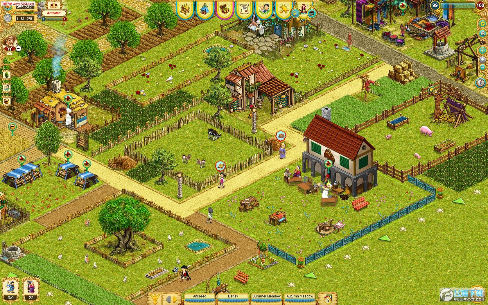 My Little Farmies截图0