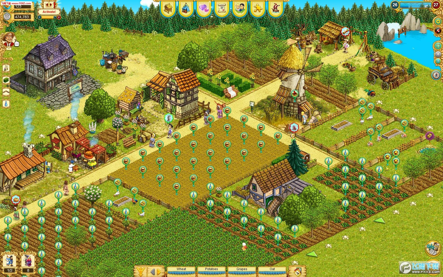 My Little Farmies截图3