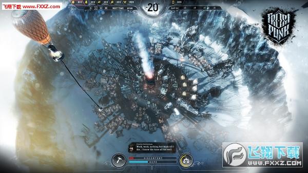 寒霜朋克(Frostpunk)截图2