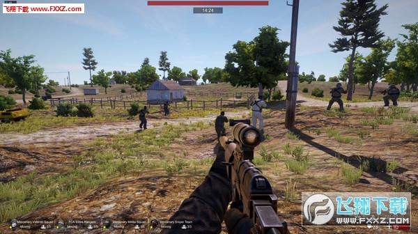 自由人:游击战争(Freeman: Guerrilla Warfare)截图6