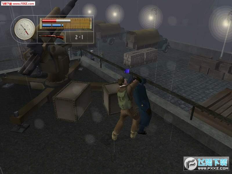 敌后阵线 (Pilot Down: Behind Enemy Lines)硬盘版截图1