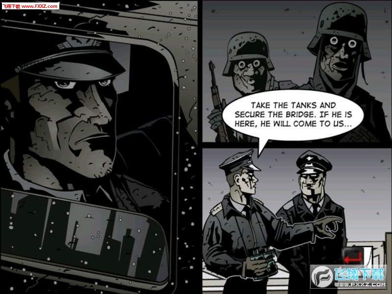 敌后阵线 (Pilot Down: Behind Enemy Lines)硬盘版截图2