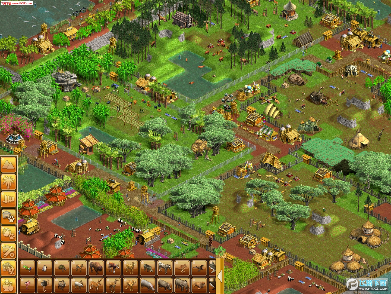 野生动物园大亨(Wildlife Park Gold Reloaded)截图6
