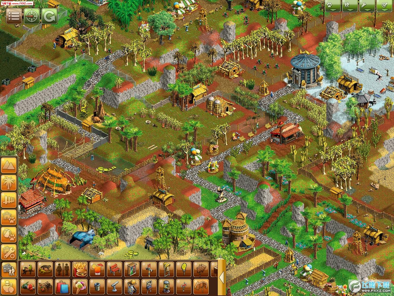 野生动物园大亨(Wildlife Park Gold Reloaded)截图1