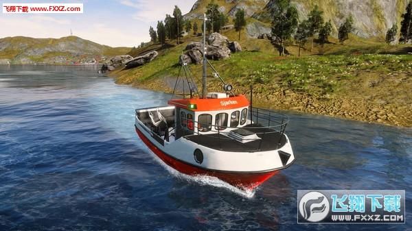 钓鱼:巴伦支海(Fishing: Barents Sea)截图5