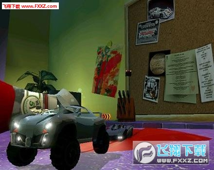 室内狂飙 (Room Zoom)硬盘版截图1