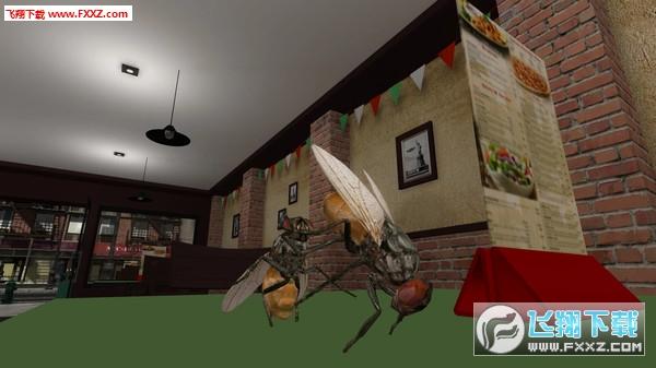 苍蝇模拟器截图0