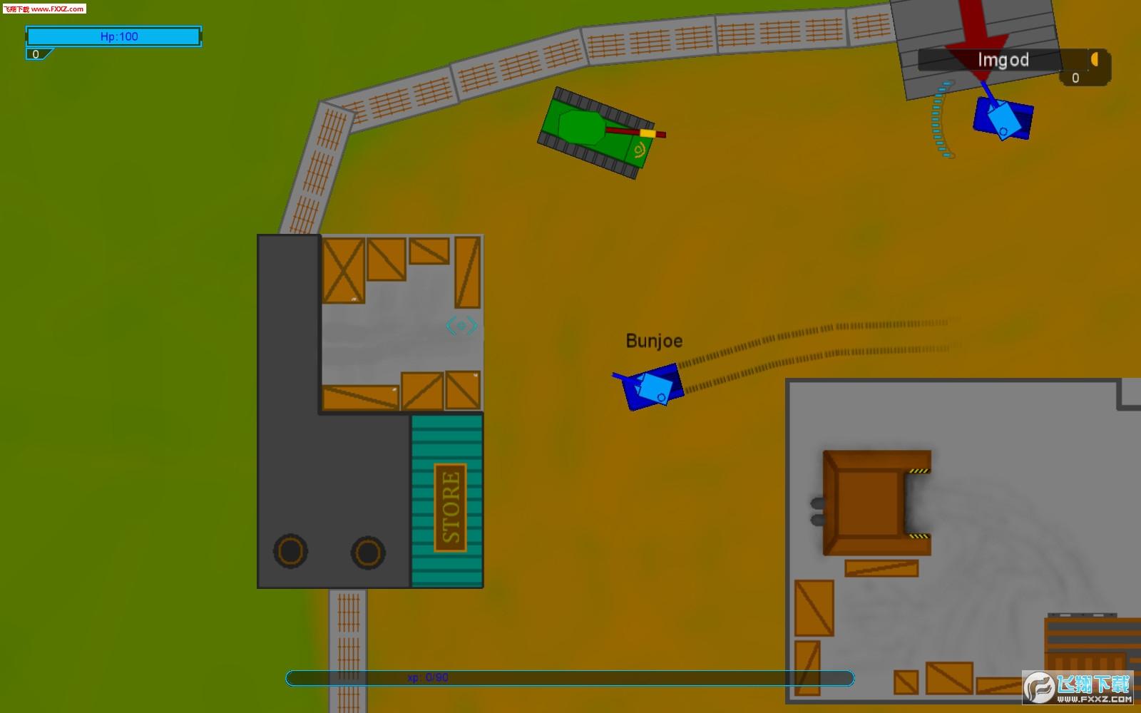 Project Tank截图0