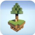 空岛世界生存小游戏