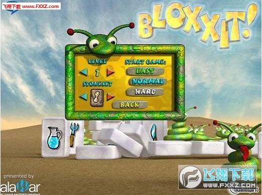 贪吃蛇连连看Bloxxit截图2
