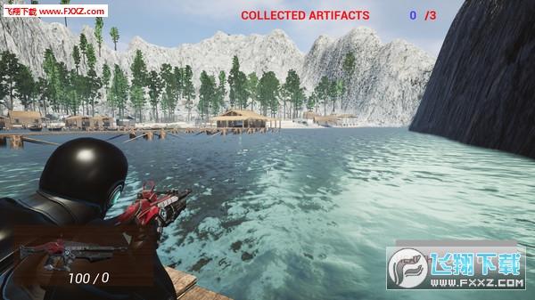 机器人入侵射手2:地球之战截图1