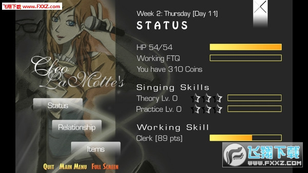 Radiant Melodia截图1