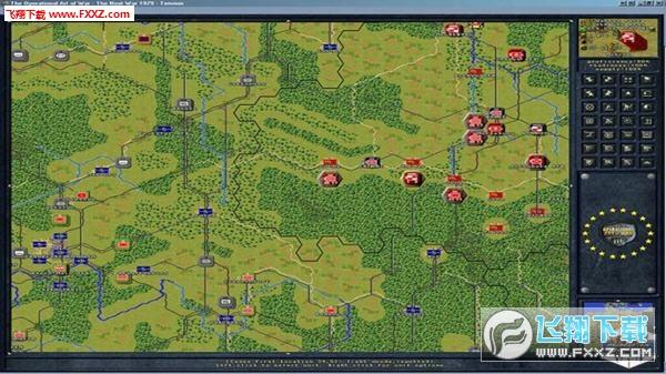 决定性会战3(THE OPERATIONAL ART OF WAR III)截图0