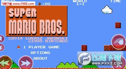 经典的街机游戏玩法,完美还原的马里奥的像素游戏风格以及游戏的关卡