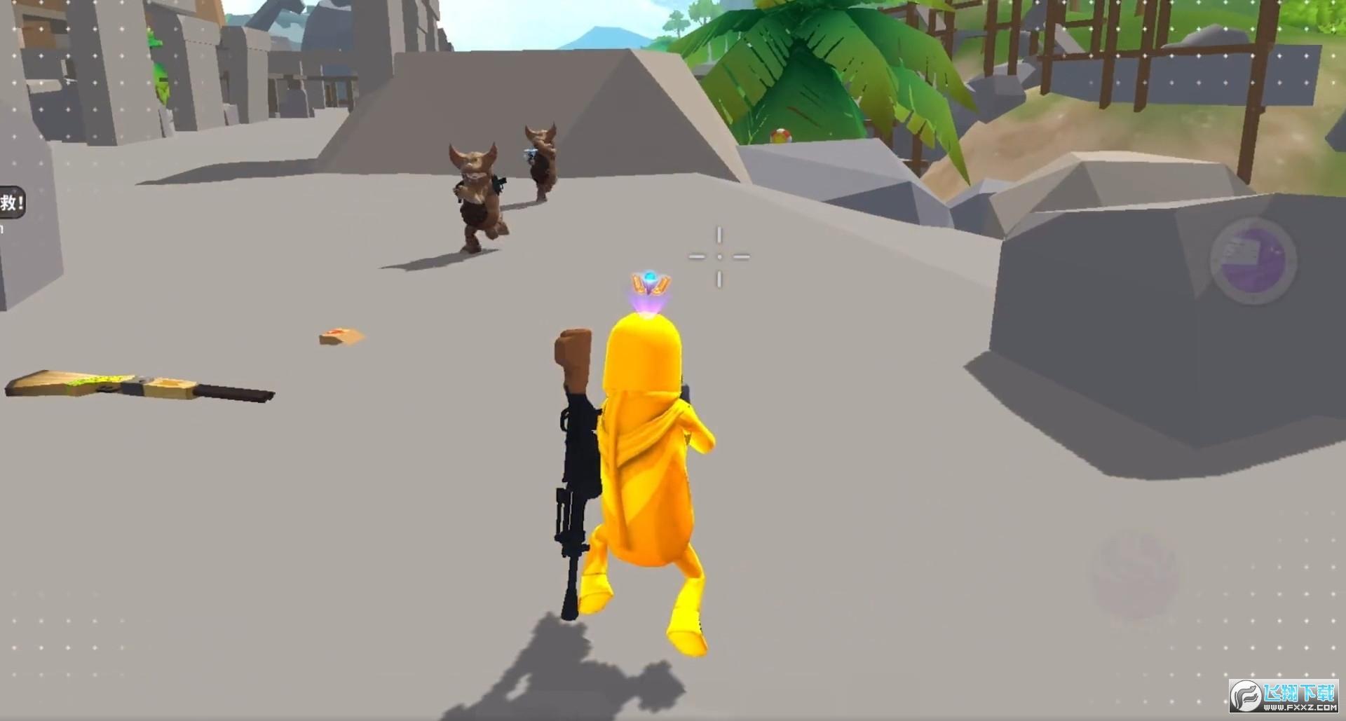 香肠派对游戏正版v11.68截图1