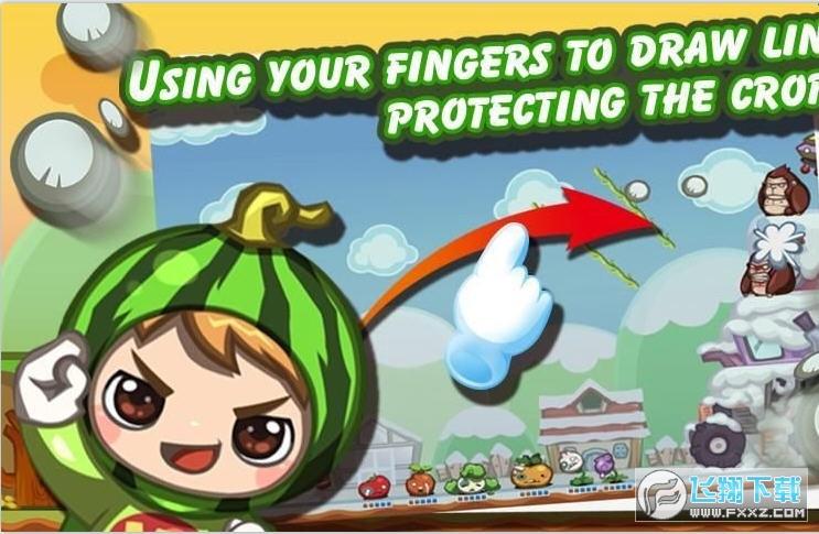 水果英雄安卓版v2.120212021最新菠菜论坛菠菜论坛版截图1