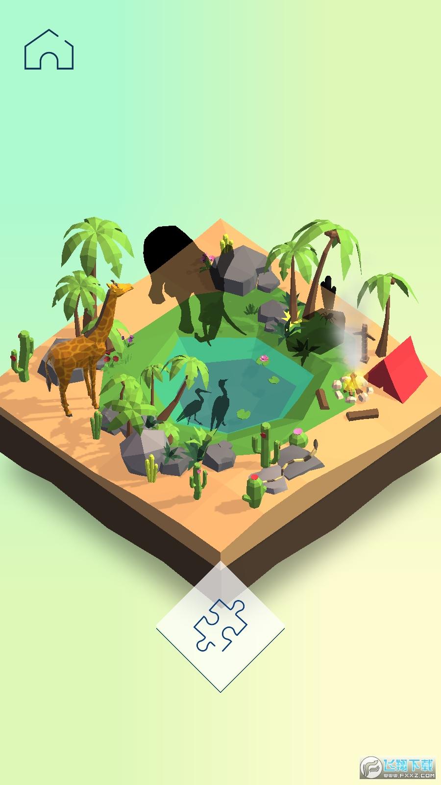 3D迷你世界拼图安卓版