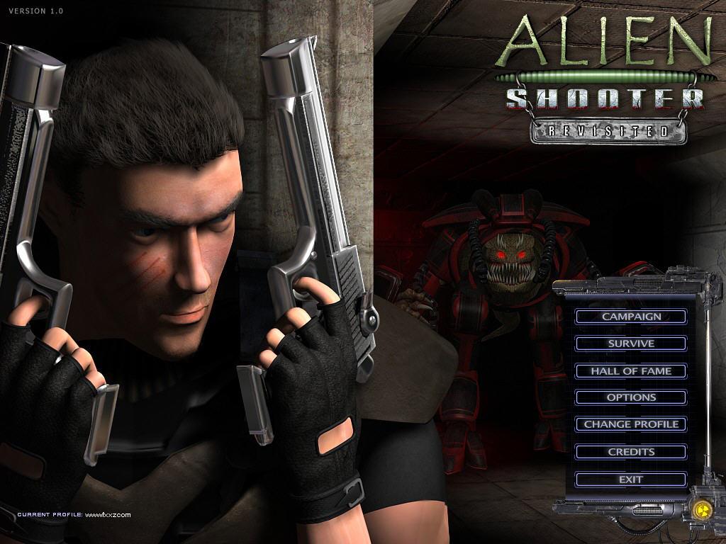 孤单枪手之重临(AlienShooter:Revisited)截图0