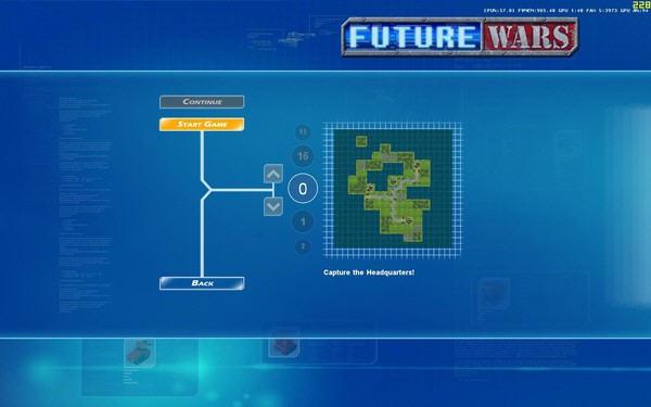 未来战争截图0