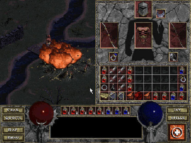 暗黑破坏神地狱火截图0