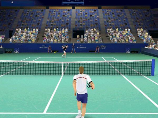 法国网球公开赛2001截图2