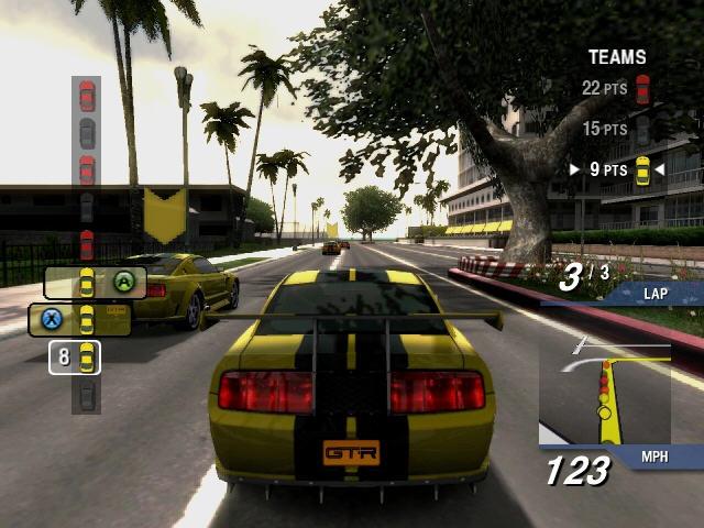 福特街头赛车截图0