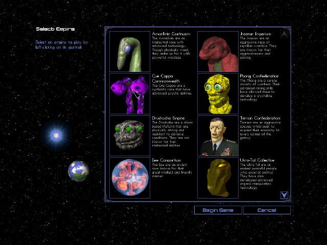 太空帝国4截图1