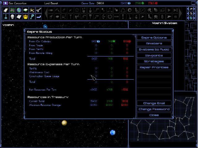 太空帝国4截图2