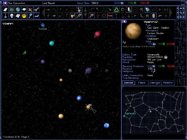 太空帝国4截图0