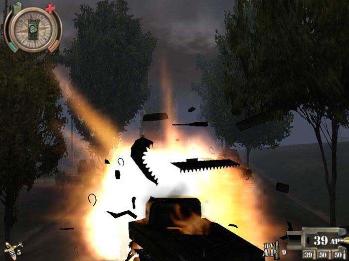 坦克杀手截图1