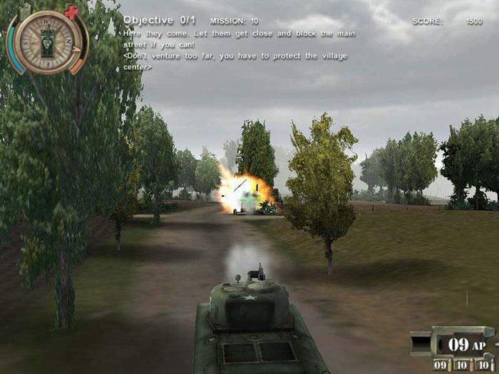 坦克杀手截图2
