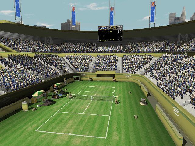 完美网球:职业巡回赛截图1