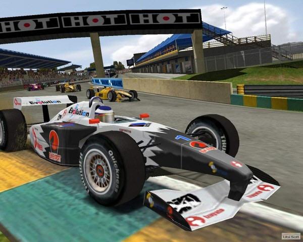 模拟赛车3截图0