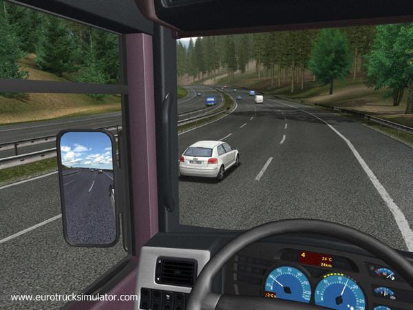 欧洲卡车模拟截图0
