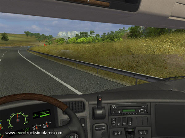 欧洲卡车模拟截图1