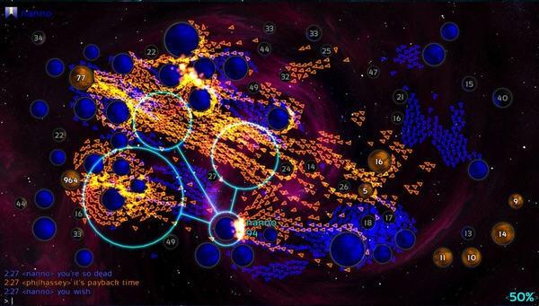 宇宙战争联盟截图2