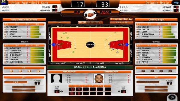 国际篮球经理2010-11赛季截图0