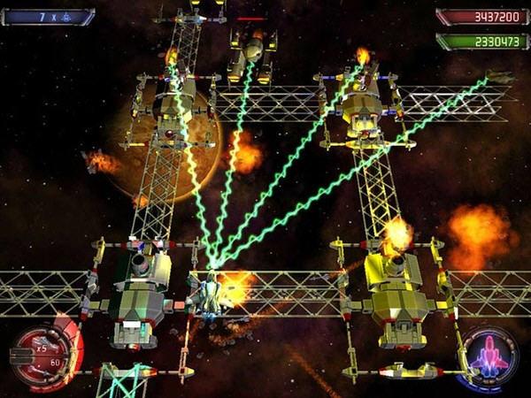 太空复仇者2截图2