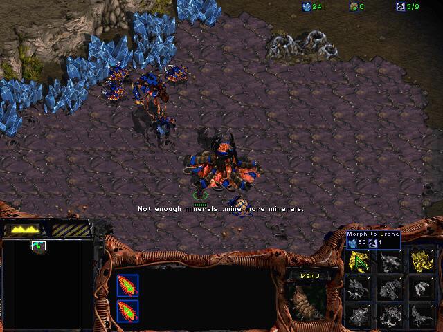 星际争霸(Starcraft)截图1