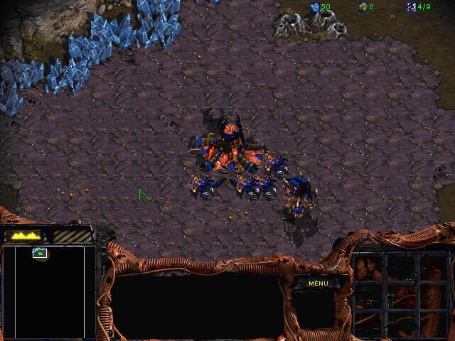 星际争霸(Starcraft)截图2