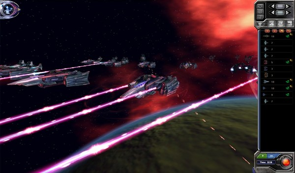 无敌舰队截图2